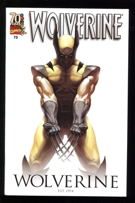 Picture of WOLVERINE (2003) #73 VARIANT COVER 9.4 NM