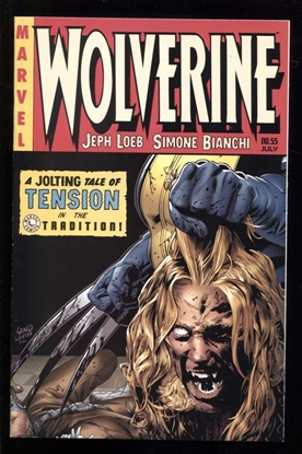 Picture of WOLVERINE (2003) #55 1:10 VARIANT 9.4 NM