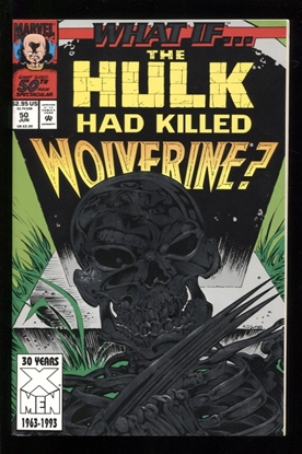 Picture of WHAT IF (1989) #50 9.2 NM-