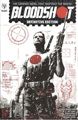 Picture of BLOODSHOT TPB DEFINITIVE EDITION