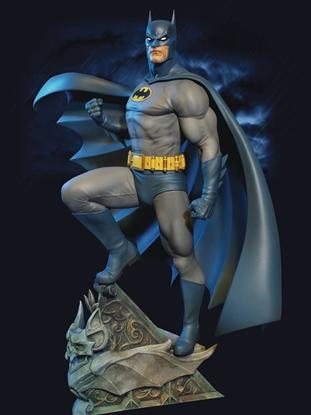 Picture of BATMAN SUPER POWERS MAQUETTE (C: 1-1-2)
