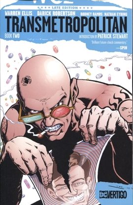 Picture of TRANSMETROPOLITAN TP BOOK 2 (MR)