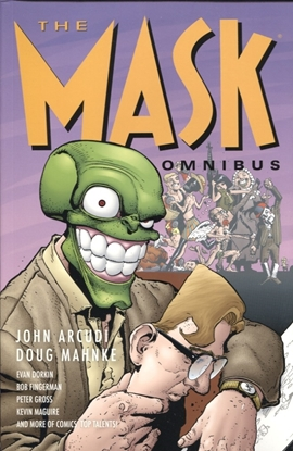 Picture of MASK OMNIBUS TPB VOL 2 SECOND EDITION