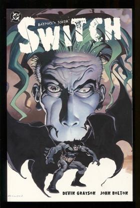 Picture of BATMAN JOKER: SWITCH GN 9.4 NM