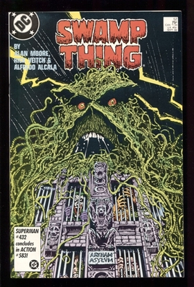 Picture of SWAMP THING (1982) #52 9.4 NM