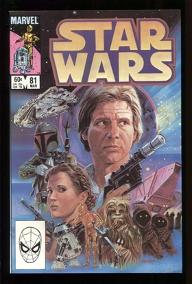 Picture of STAR WARS (1977) #81 9.4 NM