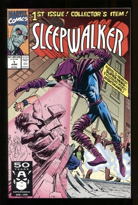Picture of SLEEPWALKER (1991) #1 9.0 VF/NM