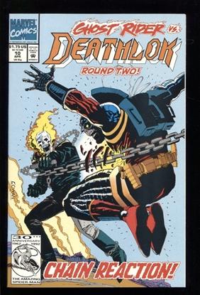 Picture of DEATHLOK (1991) #10 9.8 NM/MT