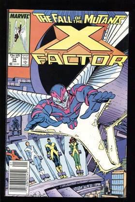 Picture of X-FACTOR (1986) #24 9.2 NM-