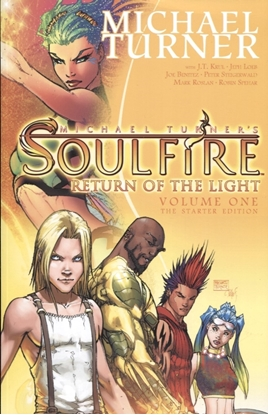 Picture of SOULFIRE TP VOL 01 RETURN OF THE LIGHT