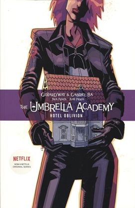 Picture of UMBRELLA ACADEMY TP VOL 03 HOTEL OBLIVION