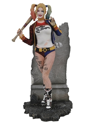 Picture of DC GALLERY SUICIDE SQUAD HARLEY QUINN PVC FIGURE (C: 1-1-2)