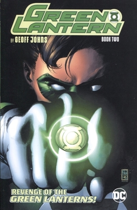Picture of GREEN LANTERN BY GEOFF JOHNS TP BOOK 02