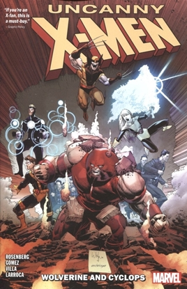 Picture of UNCANNY X-MEN WOLVERINE AND CYCLOPS TPB VOL 2
