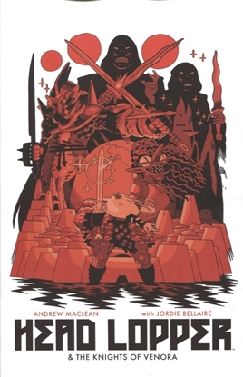 Picture of HEAD LOPPER TP VOL 03 KNIGHTS OF VENORA (MR)