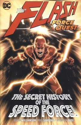 Picture of FLASH TP VOL 10 FORCE QUEST