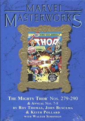 Picture of MMW MIGHTY THOR HC VOL 18 DM VAR ED 280