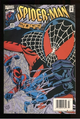 Picture of SPIDER-MAN 2099 (1992) #29 9.2 NM-