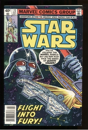 Picture of STAR WARS (1977) #23 8.0 VF
