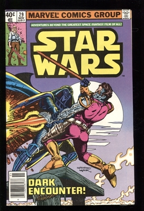 Picture of STAR WARS (1977) #29 9.0 VF/NM