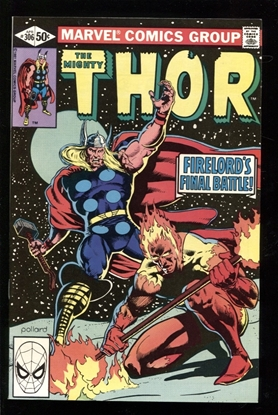 Picture of THOR (1966) #306 9.4 NM