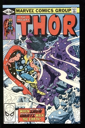 Picture of THOR (1966) #308 9.4 NM
