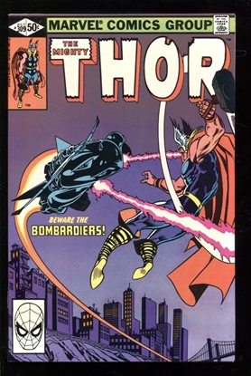 Picture of THOR (1966) #309 9.4 NM