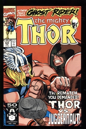 Picture of THOR (1966) #429 9.2 NM-