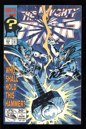 Picture of THOR (1968) #459 9.2 NM-