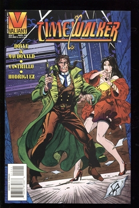 Picture of TIMEWALKER (1994) #15 9.6 NM+