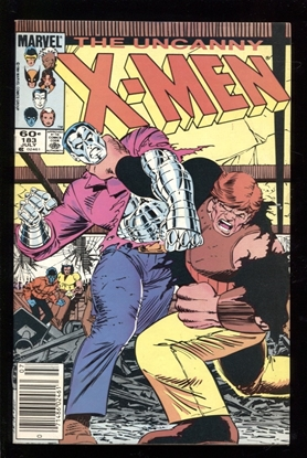 Picture of X-MEN (1963) #183 8.0 VF