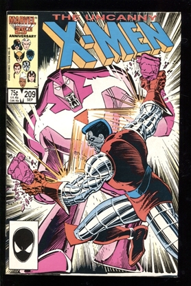 Picture of X-MEN (1963) #209 6.0 FN
