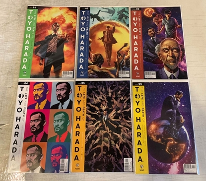 Picture of LIFE & DEATH OF TOYO HARADA (2019) #1-6 CVR A SET NM