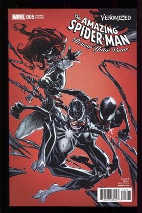 Picture of AMAZING SPIDER-MAN RENEW YOUR VOWS #5 RAMOS VENOMIZED VAR