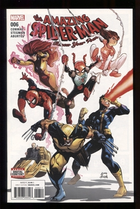 Picture of AMAZING SPIDER-MAN RENEW YOUR VOWS (2016) #6