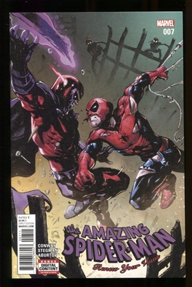 Picture of AMAZING SPIDER-MAN RENEW YOUR VOWS (2016) #7 NM