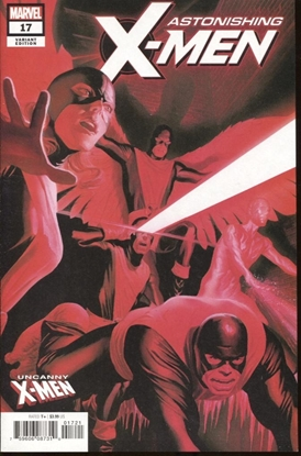 Picture of ASTONISHING X-MEN #17 ROSS UNCANNY X-MEN VAR