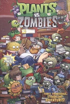 Picture of PLANTS VS ZOMBIES HC VOL 05 BOXED SET
