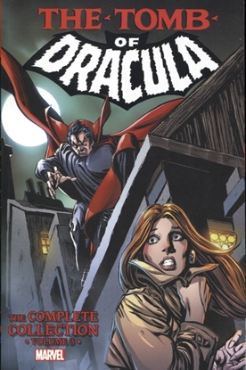 Picture of TOMB OF DRACULA COMPLETE COLLECTION TP VOL 03