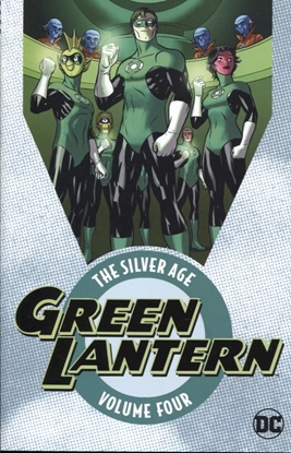 Picture of GREEN LANTERN THE SILVER AGE TP VOL 04