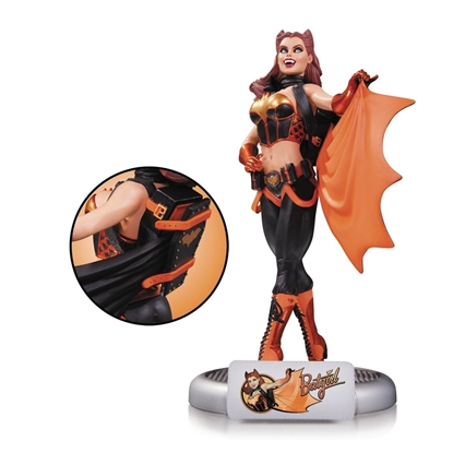 Picture of DC COMICS BOMBSHELLS HALLOWEEN BATGIRL STATUE