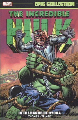 Picture of INCREDIBLE HULK EPIC COLLECTION TP IN HANDS OF HYDRA