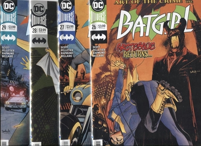 Picture of BATGIRL #22-29