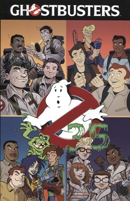 Picture of GHOSTBUSTERS 35TH ANNIVERSARY COLLECTION TP