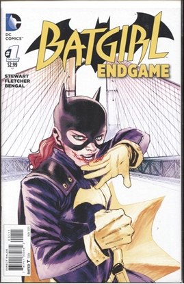 Picture of BATGIRL ENDGAME #1