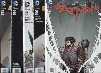 Picture of BATMAN 46-50