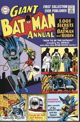 Picture of BATMAN ANNUAL #1 REPLICA EDITION (1999) 9.6 NM+