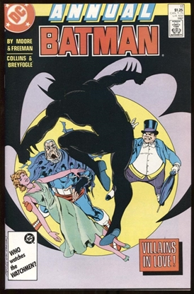 Picture of BATMAN ANNUAL #11 9.2 NM-