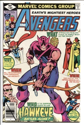 Picture of AVENGERS (1963) #189 9.2 NM-
