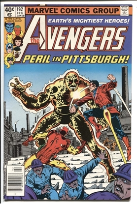 Picture of AVENGERS (1963) #192 8.0 VF